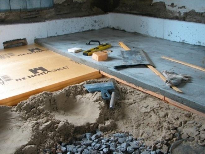 Как правильно утеплять крышу гаража