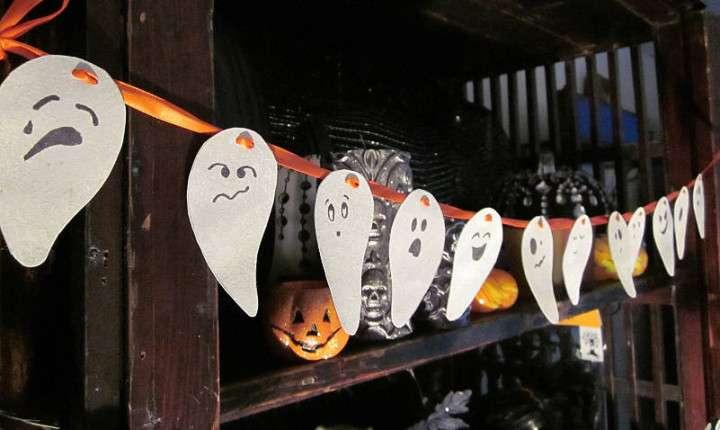 Как украсить дом на хэллоуин (halloween) - 26 идей на фото | дом мечты