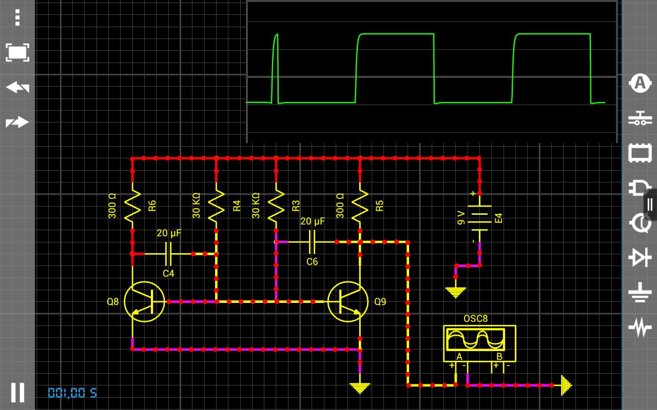 Схемотехническая программа моделирования электрических схем. скачать полезные схемотехнические программы