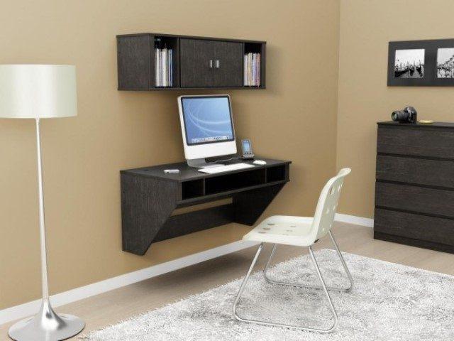 Компьютерный стол - 80 фото самых модных столов интерьере