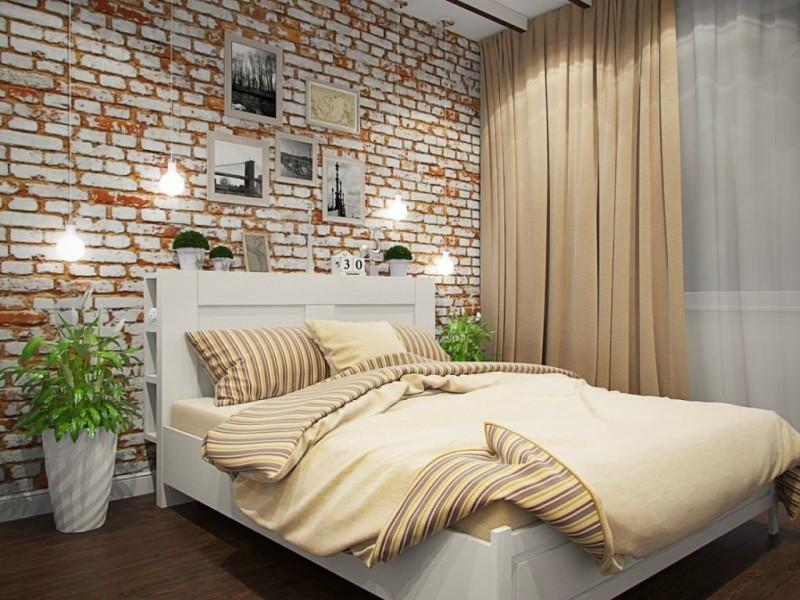 Дизайн изголовья кровати и стены в спальне - декор и фото идеи
