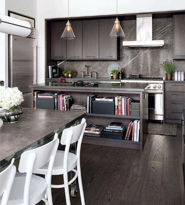 кухонный гарнитур современный дизайн