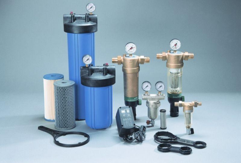 водоочиститель фильтр