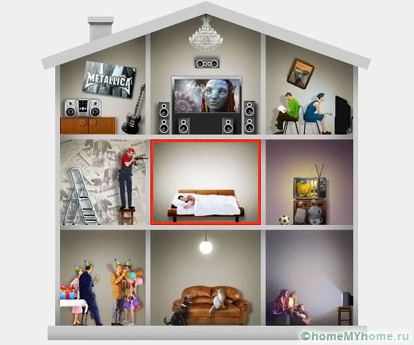 декоративная шумоизоляция стен в квартире