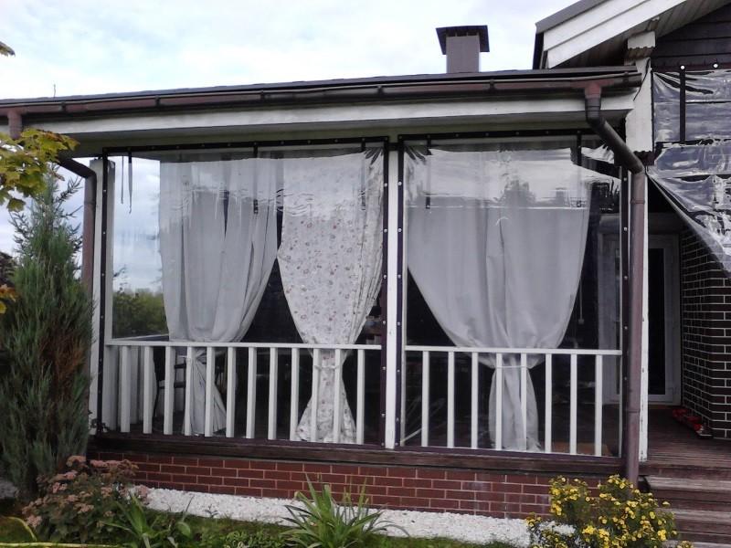 Мягкое остекление веранды и беседок: окна из пвх рулонные для террас, цены в москве, фото