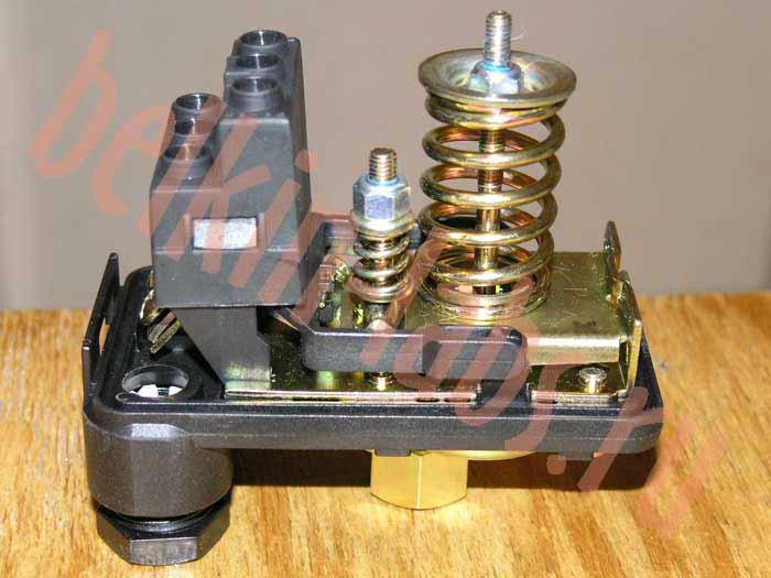 Реле давления воды - 125 фото описания устройства и принцип работы реле