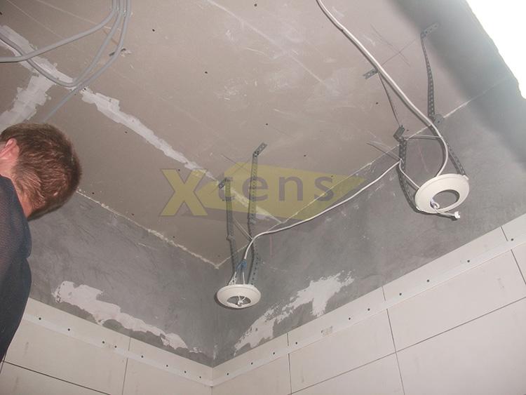 Как снять натяжной потолок и поставить обратно