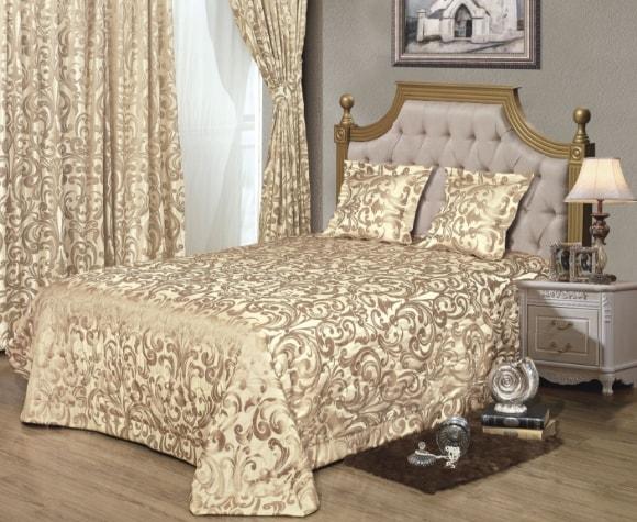 Покрывало на кровать в спальню: 170+ (фото) современный дизайн