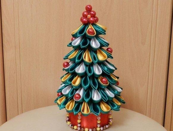 Как сделать конус из картона для елки: делаем новогодние поделки из картонных конусов своими руками