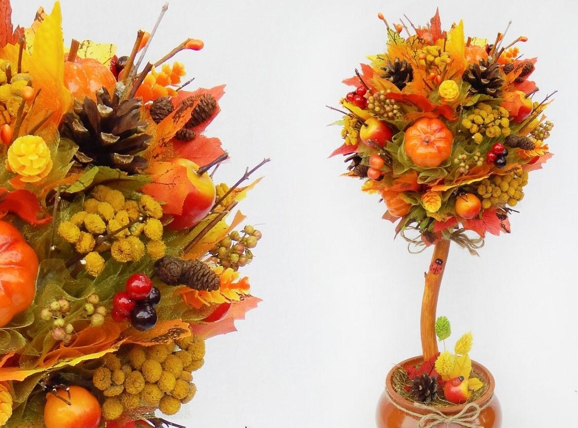 Украшаем дом осенью: как использовать осенний декор