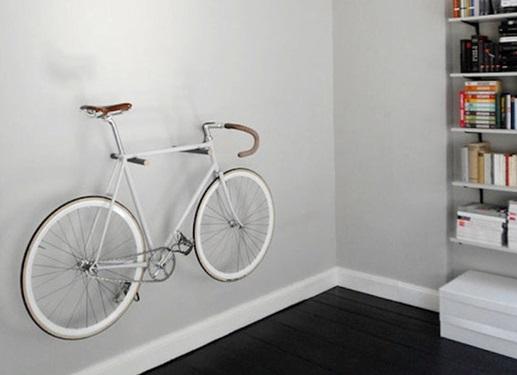 Как повесить велосипед на стену: советы по хранению - всё о велоспорте