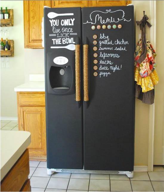 Как и чем покрасить холодильник в домашних условиях