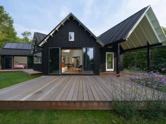 Как построить комфортный дачный дом своими руками?