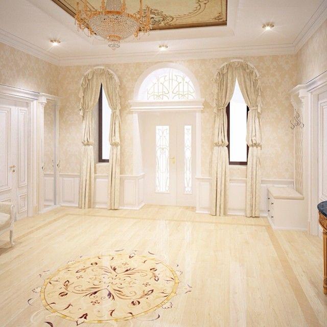 Создаём уникальный дизайн холла в квартире или частном доме