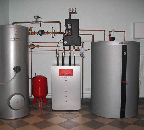 Отопление дома газовыми баллонами: необходимый расход топлива