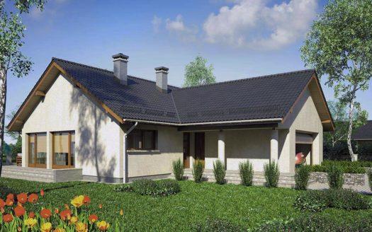 проекты г образных домов