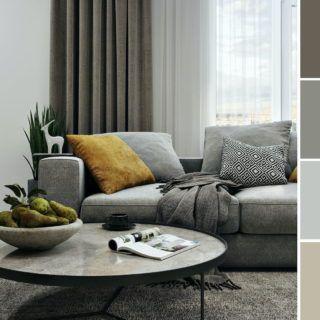 Интерьер квартиры - красивые современные идеи 2020 (117 фото): интересные решения в актуальных стилях, лучшие модные тенденции в оформлении жилых помещений