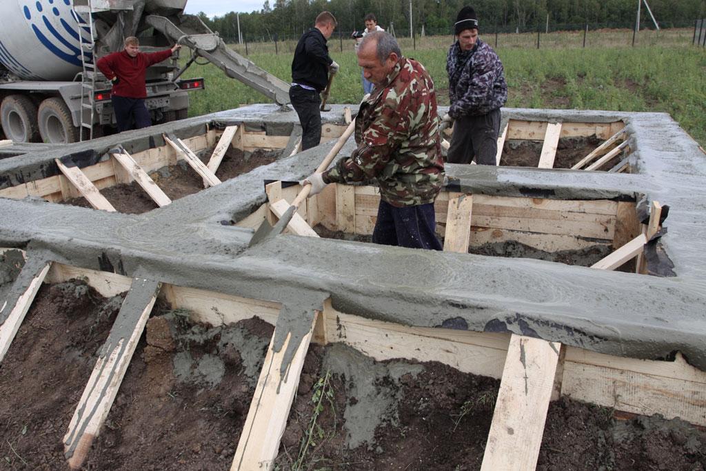 Застывание бетона: особенности процесса затвердевания. контрольный срок схватывания