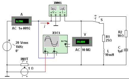 моделирование электрических схем