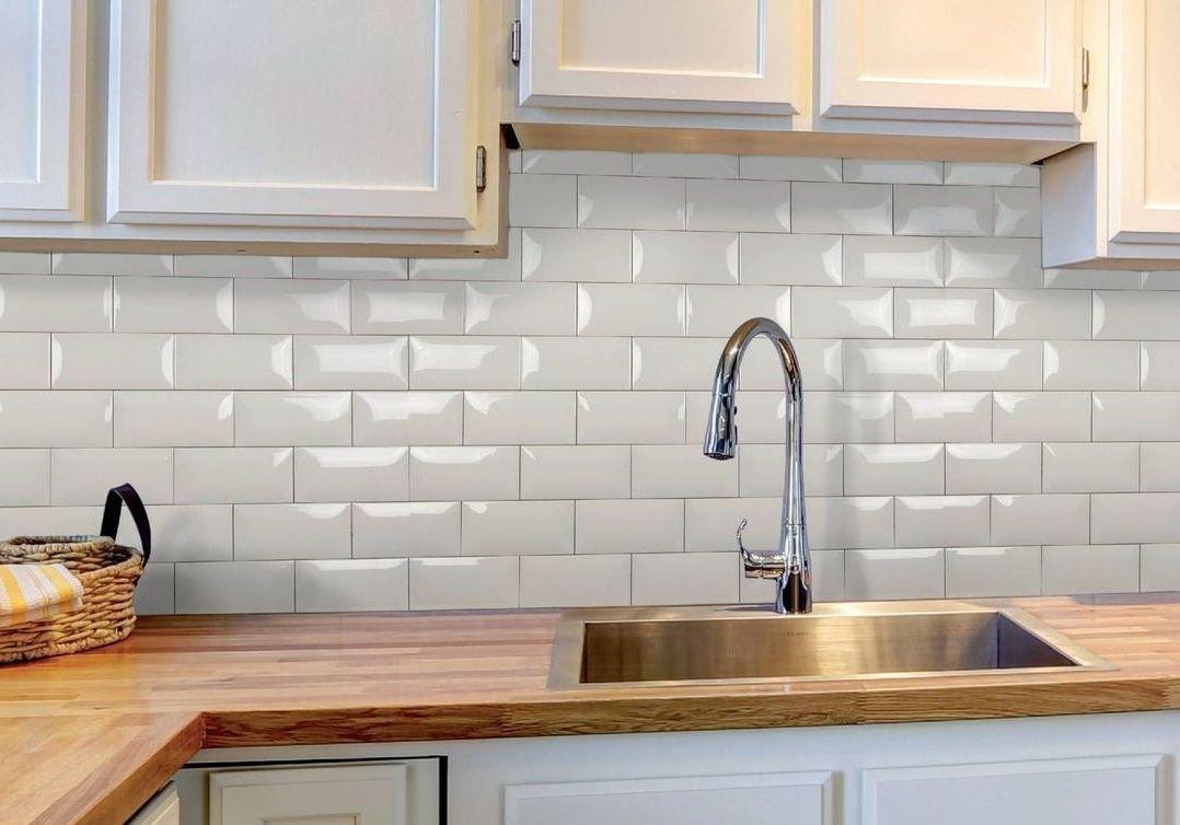 Плитка для кухни кабанчик (51 фото): дизайн в интерьере и отзывы