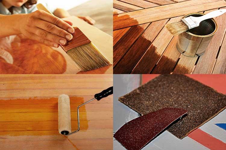 Лак для столешницы из дерева: чем покрыть деревянную кухонную столешницу