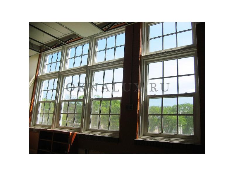 Вертикальные подъемно-сдвижные окна: окна открывающиеся вверх