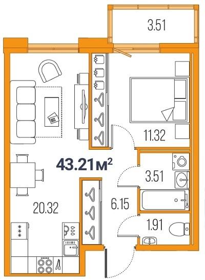 комната дома