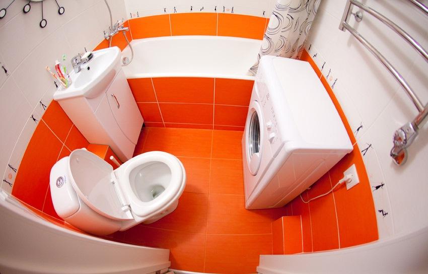 бюджетный ремонт ванной комнаты в хрущевке