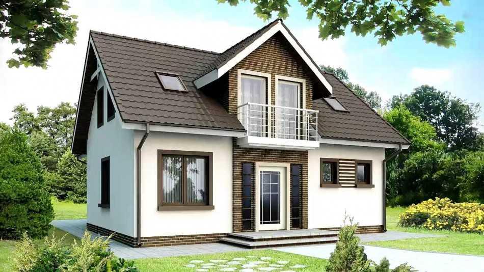 Планировка домов до 120 кв. м