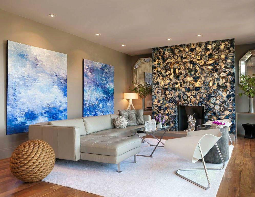 Стиль модерн в интерьере: что это такое, главные особенности дизайна квартиры, как оформить ванную комнату и прихожую, как выбрать мебель и декор, фото примеры