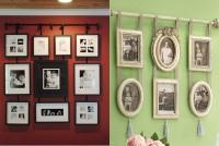 Как повесить фото, картину и другие предметы на стене