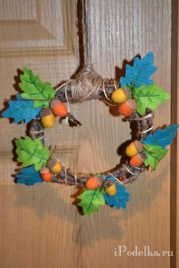 Осенний декор ➜ 35 идей осеннего оформления для дома