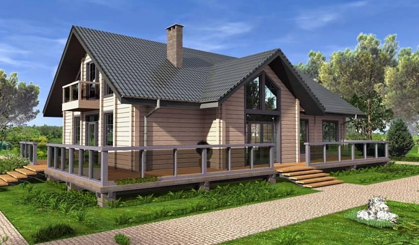 проект дома 9 на 12 одноэтажный