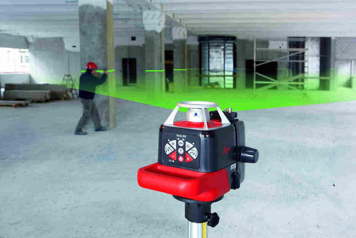 лазерный уровень для дома