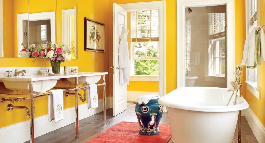 Влагостойкая шпаклевка для ванны: особенности выбора