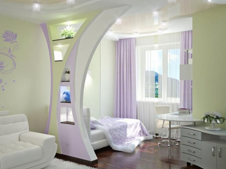 гостиная кабинет