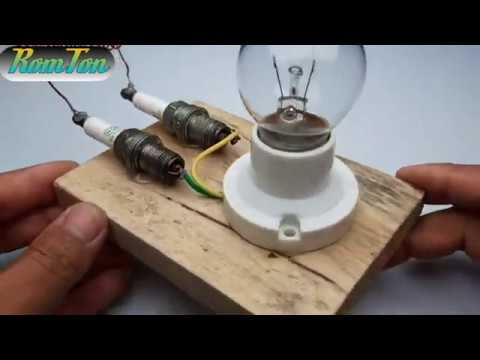 Как получить электричество из земли: схема белоусова