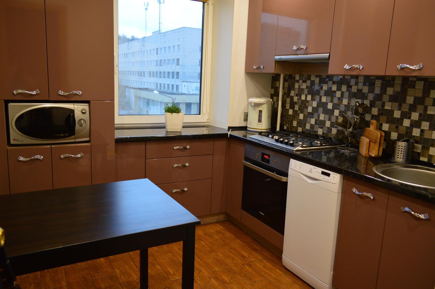 небольшие кухонные гарнитуры
