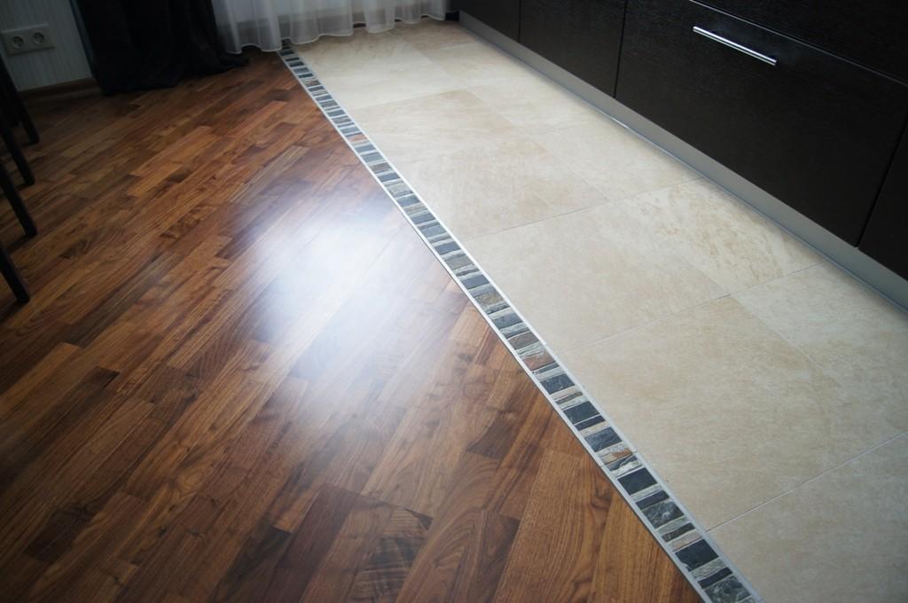 плитка на пол под ламинат