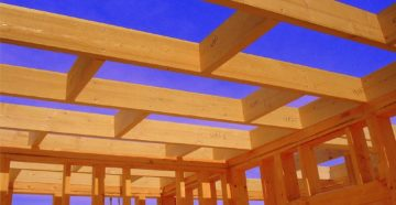 Деревянные балки перекрытия – из чего делают, характеристики, особенности разных видов