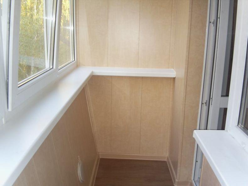 Отделка балкона и лоджии мдф панелями своими руками: фото, видео, цена, отзывы