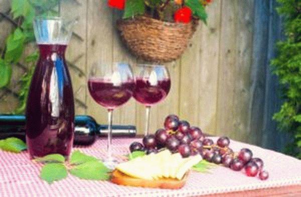 Как повысить крепость домашнего вина