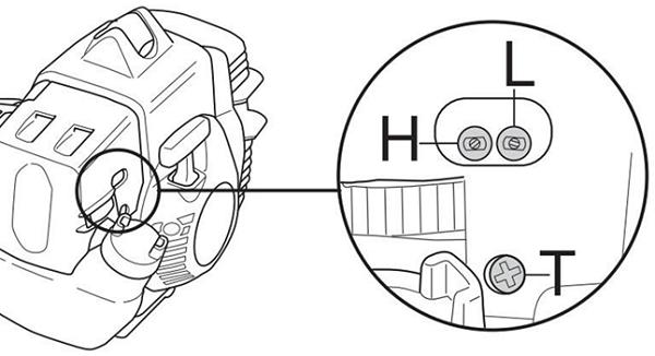 Как правильно отрегулировать карбюратор триммера