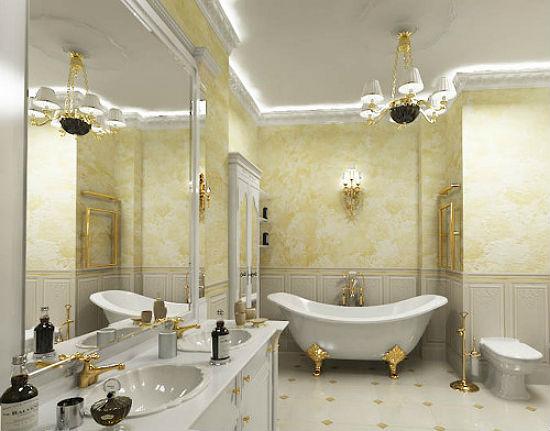 Выбор шпаклевки для ванной комнаты под покраску