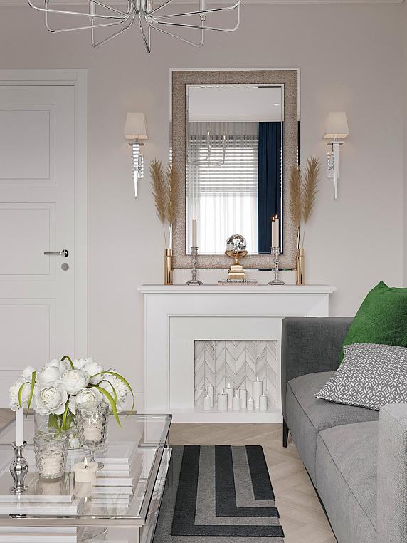 Интерьер маленькой квартиры (77 фото) | 100+ идей !!!