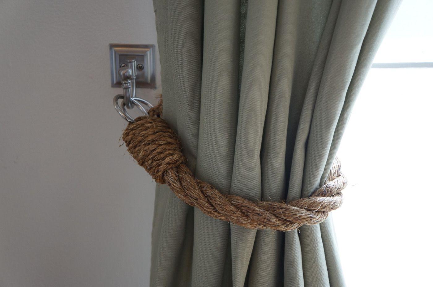 Захваты для штор своими руками: пошаговая инструкция