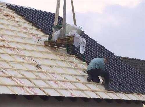 сколько стоит крыша на дом