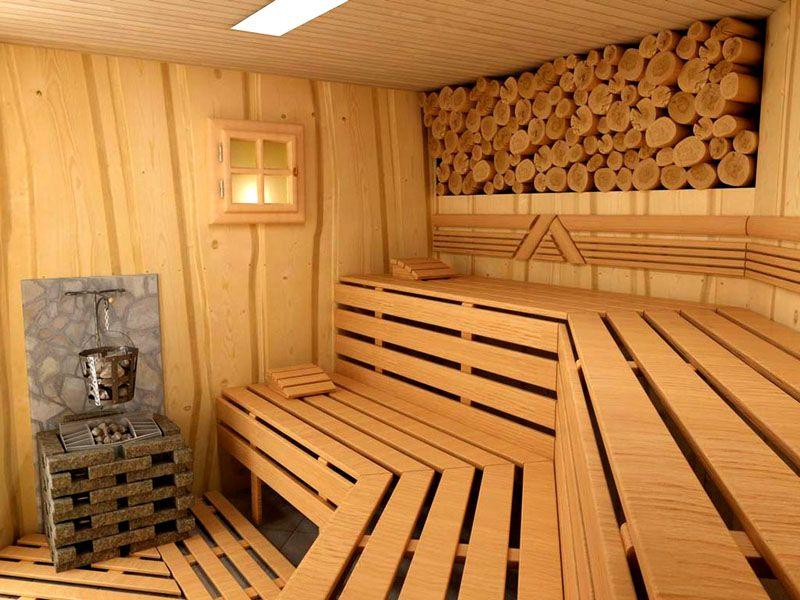 Комната отдыха в бане (86 фото): дизайн интерьера помещения для отдыха внутри бани, отделка строения со спальней на втором этаже на даче