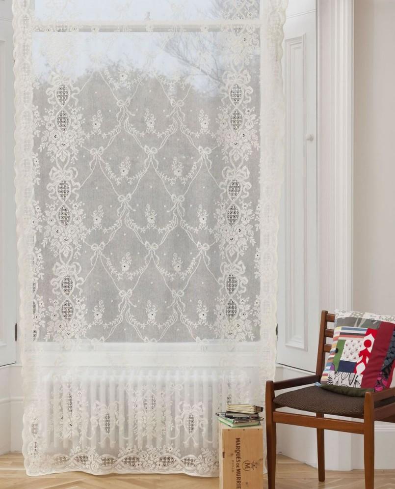 Тюль сетка: топ-лучших идей для современного интерьера. 125 фото новинок дизайна тюля + отзывы