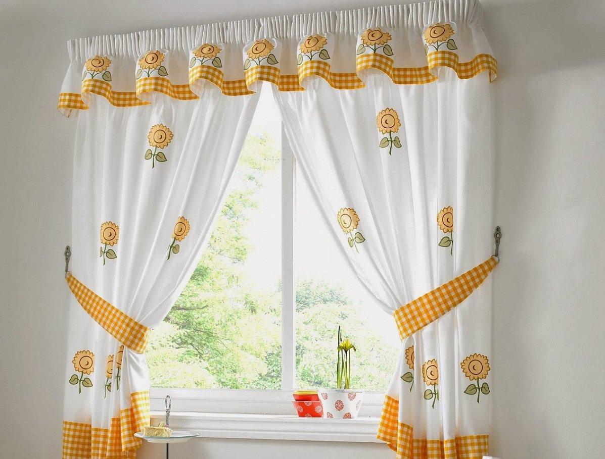 шторы в английском стиле